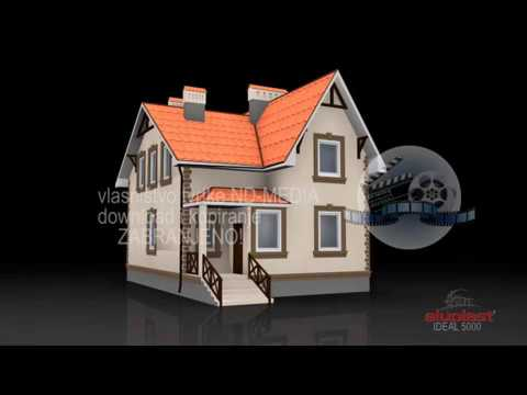 3D video animation/ PVC window systems