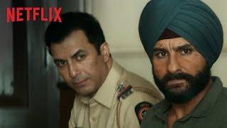 Sartaj & Majid | Sacred Games | Netflix