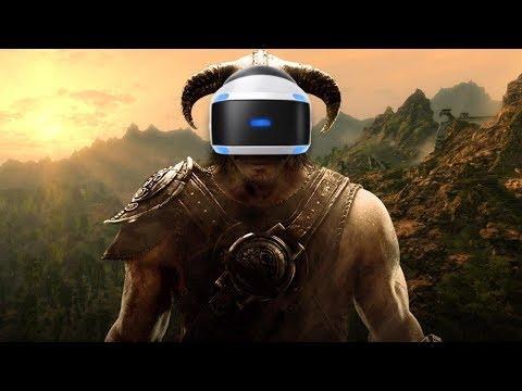Is Skyrim PlayStation VR's Killer App?
