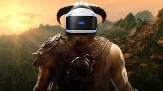 Is Skyrim PlayStation VR