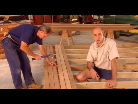 How to Build A Deck Part 4: Laying Boards
