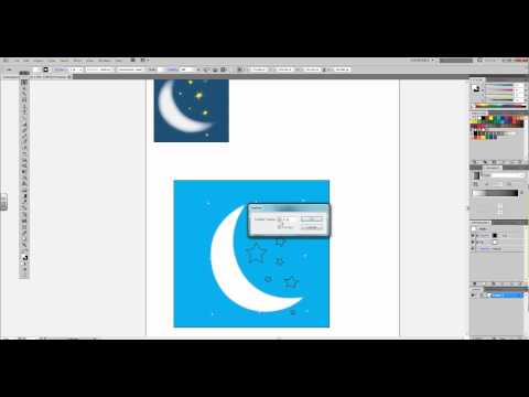 How to Feather in Adobe Illustrator