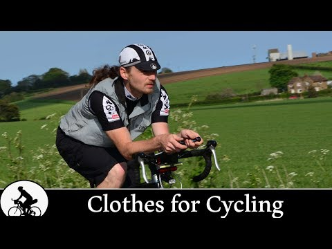 clothes for cycling & bikepacking clothing