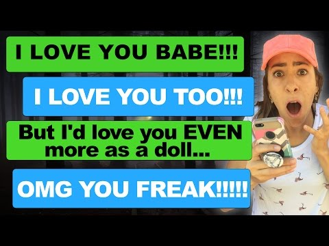 MY BOYFRIEND WANTS TO MAKE ME A DOLL!!  (TAP Horror Stories | Perfectly Preserved)