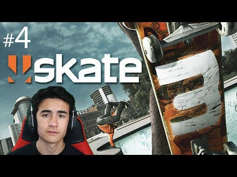 Skate 3: Let's Play! Episode 4 - Filming at the Quarry (Walkthrough/Story)
