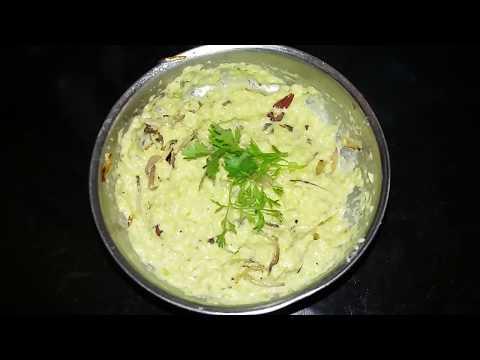 Hasi menasinakayi Chutney/ Green chilly chutney Uttar Karnataka recipe