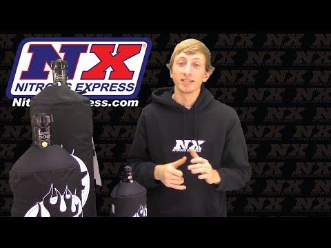 Nitrous Express Bottle Jacket