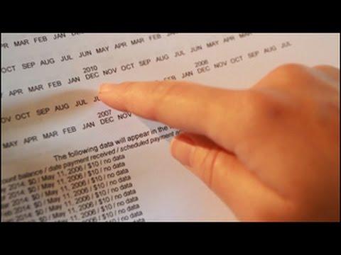 Disputing credit report errors
