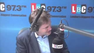 Nick Ferrari's Hilarious Putdown To Nick Clegg!
