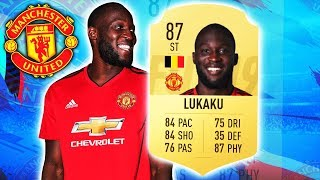 Fifa 19 Lukaku 87! The Best Premier League Striker? Fifa 19 Ultimate Team