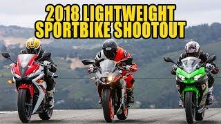 Download 2018 Lightweight Sportbikes Shootout Video