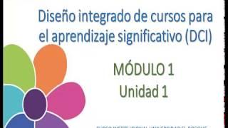 Tutorial estudiantes y tutores Unidad 1, Módulo 1