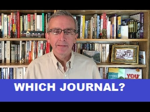 How Do I Choose the Best Journal for My Paper?