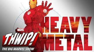 Megadeth on THWIP! The Big Marvel Show!
