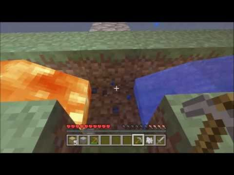 Minecraft Xbox 360 - Sky Block Multiplayer w/Boltz #1 - Cobblestone Generator