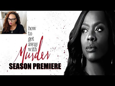 How to Get Away With Murder Recap and Review | Season 4 Episode 1| Talisa Rae