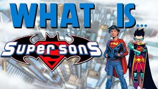 What Is... Super Sons Vol. 1: When I Grow Up