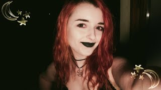 [ASMR] Sounds of the Night // Girlfriend Roleplay