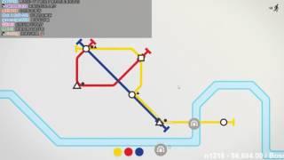 【魯蛋】PC Mini Metro 6/23