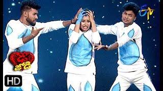 Somesh and Shresti Performance | Dhee Jodi | 5th June 2019    | ETV Telugu