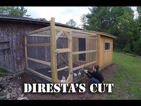 DiResta's Cut: Chicken Coop