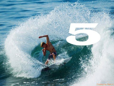 5 best Surf skills