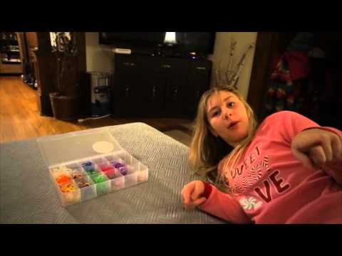 HOW TO MAKE A HORSE HALTER (RAINBOW LOOM )