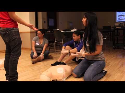 American Red Cross CPR