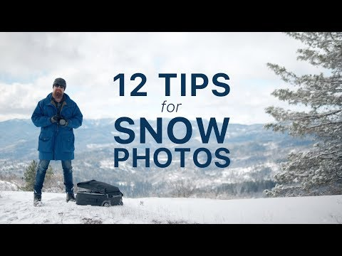 12 Tips for Snow Photography ► Professional Insights and DIY Tricks
