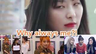 Red Velvet's Seulgi is confused with her own face meme