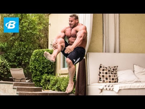 Live Large   Jay Cutler Living Large   Mass-Building Workouts, Training Tips, Nutrition Plan   Ep 1