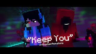 """♪ """"Keep You"""" (NCS) ♪ - Unfinished Minecraft Animations Reel [SPOILERS]"""