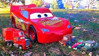 Disney Cars 3 Lightning McQueen Dreams He