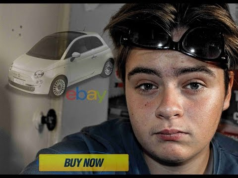 Buying a Car on Ebay by Mistake!