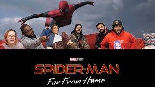 Download Spiderman: Far From Home - Offical Trailer - Group Reaction! Video