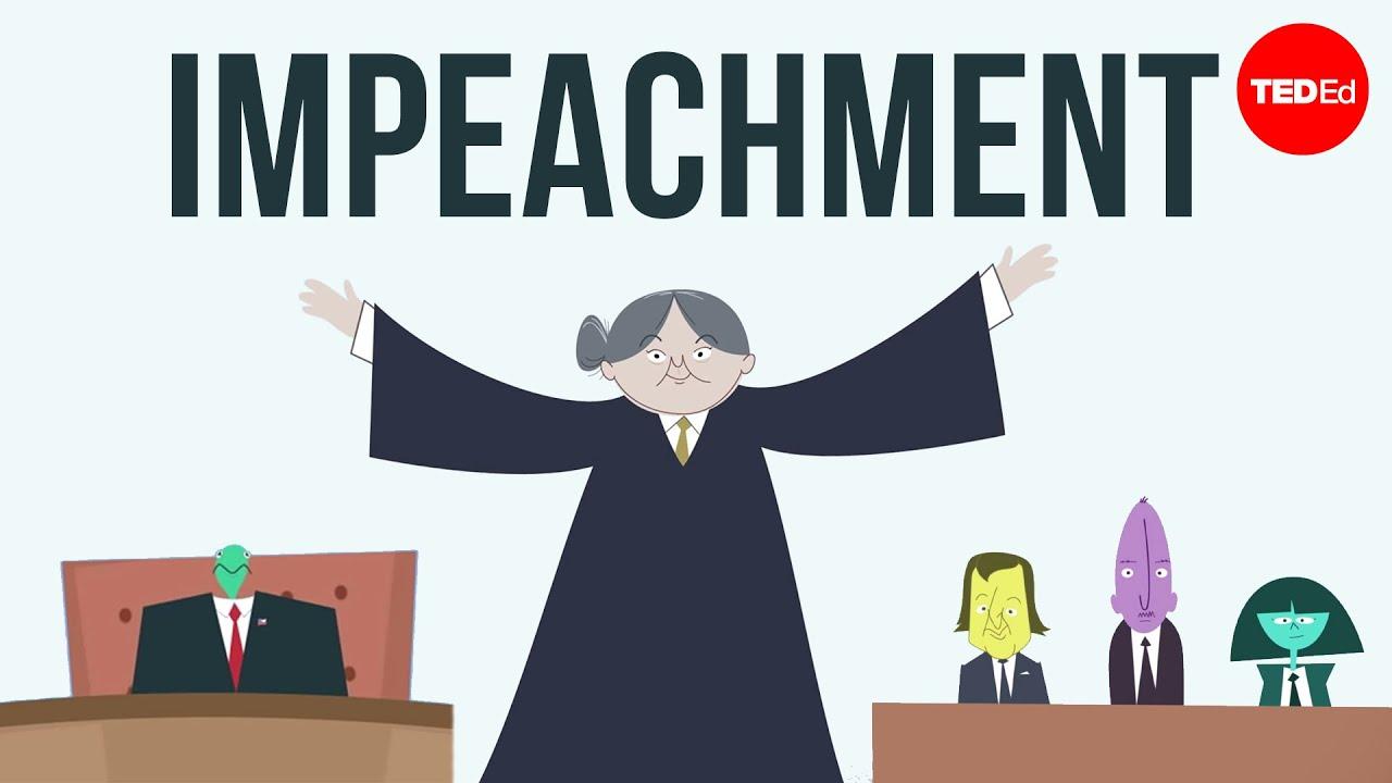 How does impeachment work? - Alex Gendler