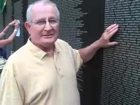 Echos From The Wall . . . A Vietnam Memorial Story