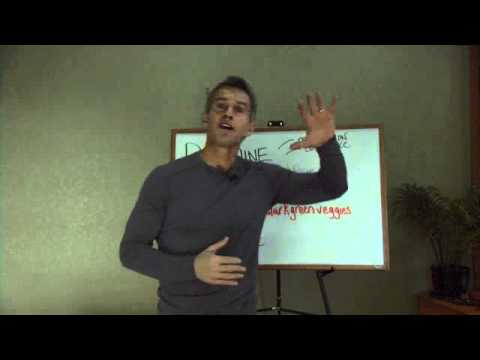Dr. James talks about increasing confidence and motivation by increasing dopamine naturally.