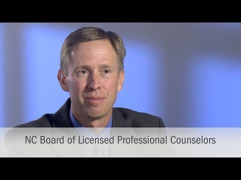NC Board of Licensed Professional Counselors