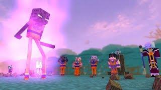 Monster School : Dragon Ball Super Challenge - Ultra Instinct - Minecraft Animation