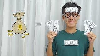 如果錢是人 IF MONEY WERE PEOPLE