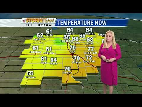 Weather Morning Forecast   May 29