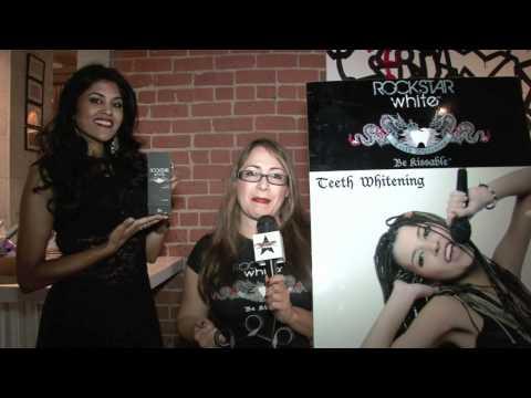 Rockstar White Teeth Whitening at the Kathy Duliakas' 4th Celebrity Oscar® Suite
