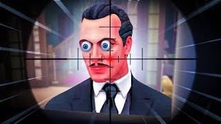 WHO'S THE SPY? (Spy Party)