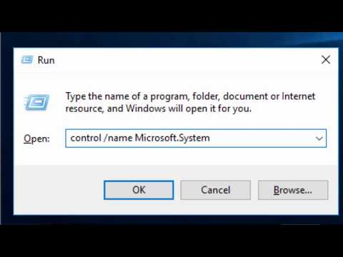 How to Tell if you are Running a 64 bit or 32 bit version of Windows