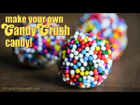 How to make Candy Crush candy color bombs