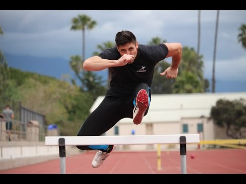 How to Run Faster in the 300 Meter Hurdles
