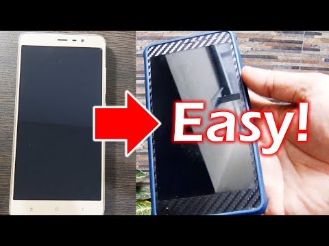 How to Make Your Own Phone Skin / Wrap / Decal