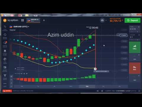 iq option bangla tutorial (digital trading)
