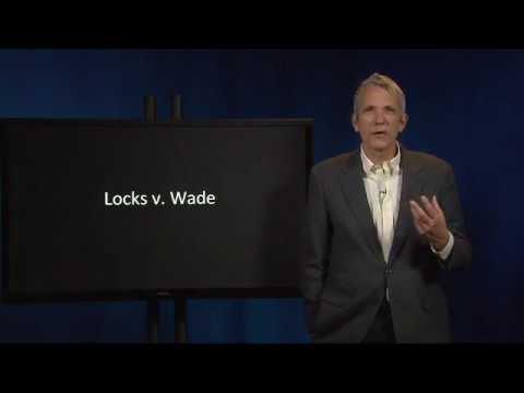 Contract Law 72a V Locks v Wade